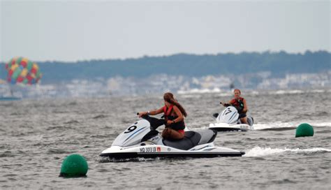 Oc Boat Rentals Wayward Captain Watersports by Jet Skiing In Ocean City Maryland Jet Ski Rentals