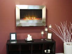 images  home wall fireplace  pinterest