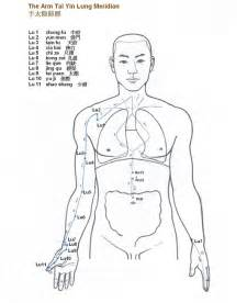 Acupuncture Points Lung Meridian