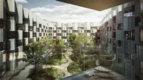 Häuser Mit Innenhof by Mlzd Projects