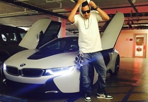 "BMW i8 Takes the ""Rapper Step"" as French Montana Buys His ..."
