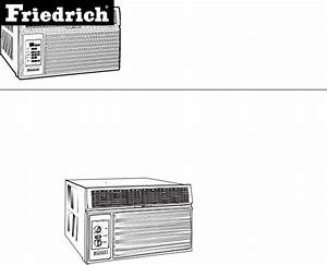 Friedrich 2003 User Manual