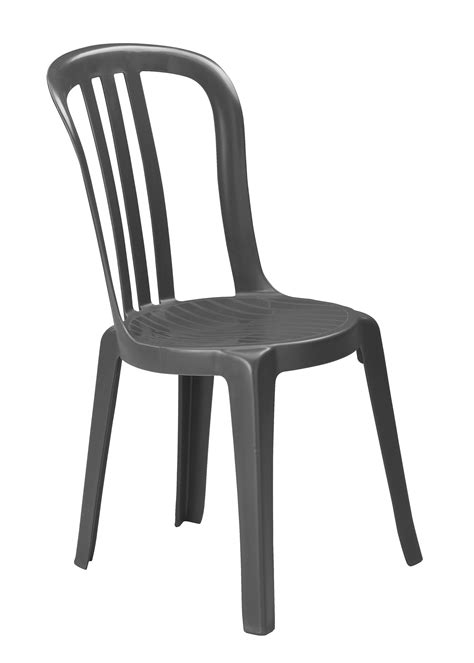 chaise de chaise de jardin miami bistrot grosfillex