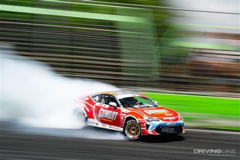 formula drift atlanta  tuerck takes  drivingline
