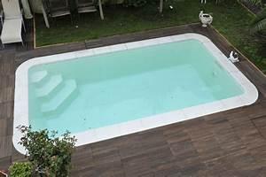Piscine En Kit Enterrée : kit piscine enterree pas cher ~ Melissatoandfro.com Idées de Décoration
