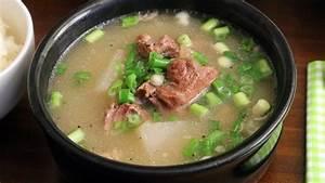 Ox Bone Soup  Seolleongtang   Uc124 Ub801 Ud0d5