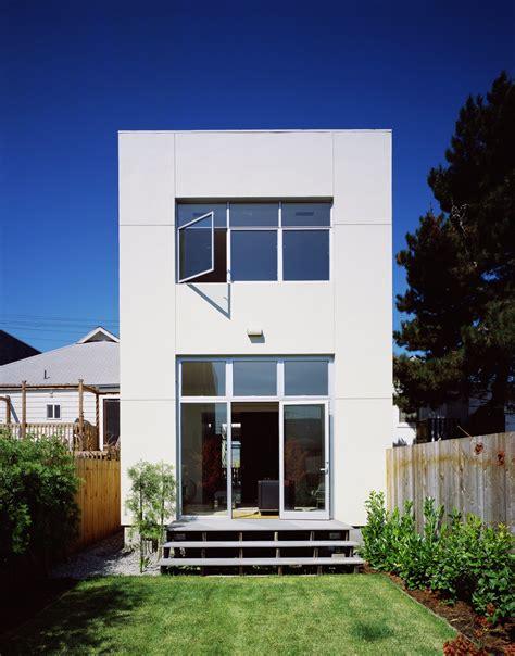 Kursi Santai Minimalis Exterior Modern With Flat Roof