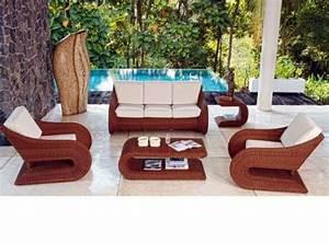 Gartenmöbel Polyrattan Set : gartenm bel polyrattan 45 outdoor rattan furniture ~ Watch28wear.com Haus und Dekorationen