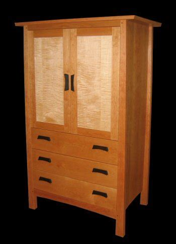 Custom Made TV and Media Cabinets : Mission Furniture