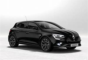 Renault Megane Noir : renault m gane rs 2018 couleurs colors ~ Gottalentnigeria.com Avis de Voitures