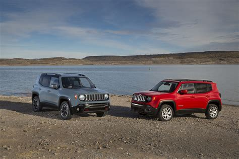 new jeep renegade jeep renegade breaks the mold with its new cute ute