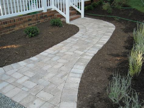 paver walkway ideas ideas for paver walkways paver house blog