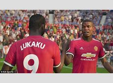 FIFA 18 Man Utd guide team, player ratings and strengths
