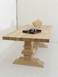 Tisch Für 8 Personen : tisch klostertisch esstisch aus eiche massivholz hxbxt 79x220x100 cm 5849 tische esstische ~ Bigdaddyawards.com Haus und Dekorationen