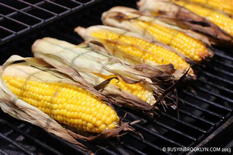 how to grill corn busy in brooklyn 187 blog archive 187 corn on grill