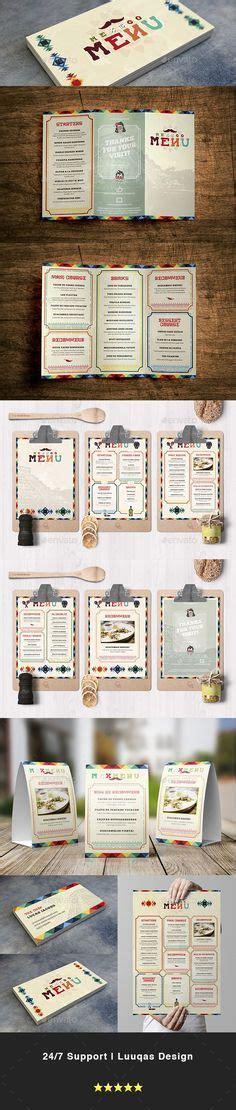 menu templates images menu menu restaurant