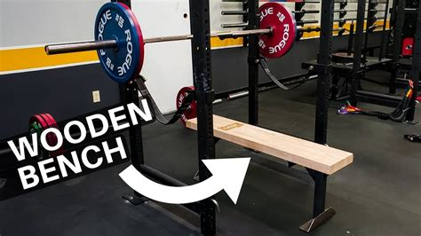 Starting Weight Bench Press by The Starting Strength Wooden Bench Press Review