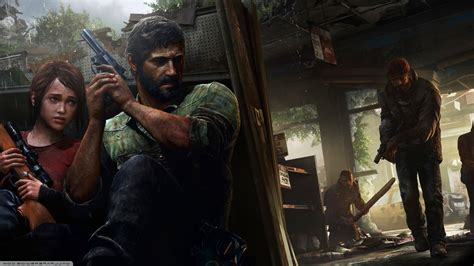 The Last Of Us Video Games Wallpapers Hd Desktop And
