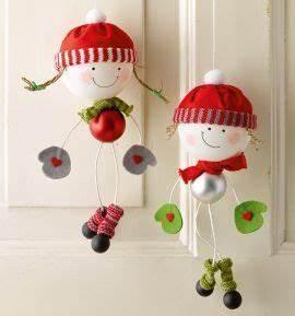 Weihnachtskugeln Selbst Gestalten : kugelkerlchen zu weihnachten selbst ~ Lizthompson.info Haus und Dekorationen