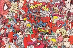 Comic Book Collage - HeyUGuys