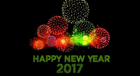 Happy New Year 2017 Animated Wallpaper - animated new year celebration wallpapers 2017 my site