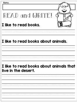 first grade handwriting practice expanding simple sentences writing activities k 2