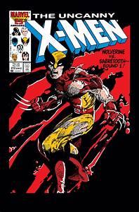 Uncanny X Men 1963 212 Comics