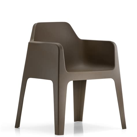 chaise pedrali plus polypropylene chair by pedrali designer alessandro