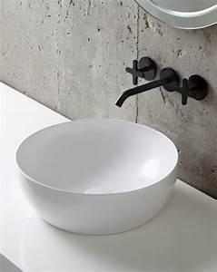 Farbe Für Waschküche : aufsatzwaschtisch linie elegance circle in spezialkeramik weiss ~ Sanjose-hotels-ca.com Haus und Dekorationen