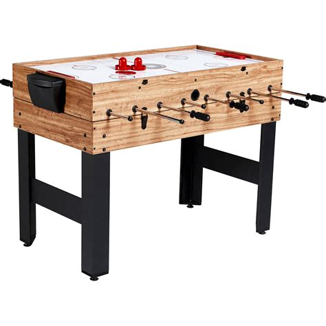 air hockey and football table 48 multi combo game table 3 1 pool billiards air hockey