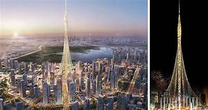 Dubai Starts Building New World's Tallest Tower, And It ...