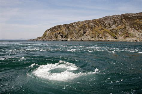 the corryvreckan whirlpool walter baxter geograph