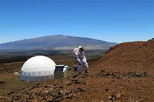 Astronauti della NASA 8 mesi in un vulcano con le ...