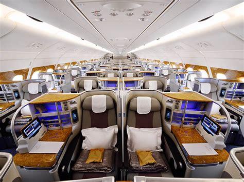 siege a380 emirates airlines nouvelles cabines avec plus de sièges