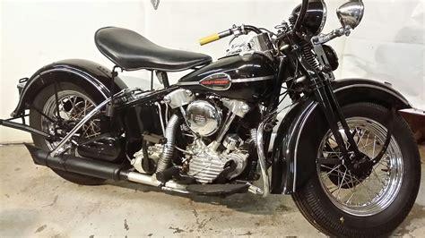 1945 Harley-davidson Knucklehead F Model
