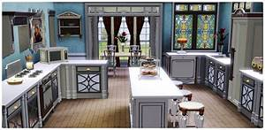 Edwardian expression kitchen set store the simstm 3 for Sims 3 interior design kitchen