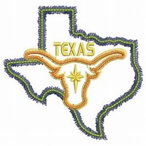 Neon Texas Embroidery Designs Machine Embroidery Designs