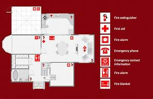 Building emergency evacuation plan template templates for Fire evacuation plan template nsw