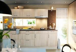 Elements De Cuisine Ikea : cuisine ikea en bois avec ses l ments photo 6 15 avec tableau de cuisine pour les courses ~ Melissatoandfro.com Idées de Décoration