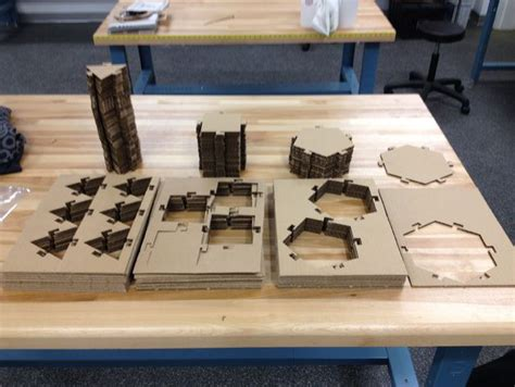 Laser Cut L Kit by 2plex Laser Cut Construction Kit Ponoko Ponoko