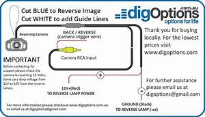 Wiring Diagram Car Reversing Camera