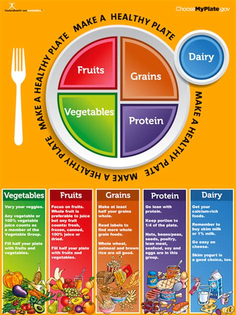 Diagram Of Healthy Plate by Food 171 Kblakecash