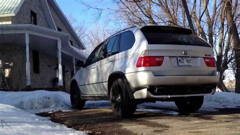 bmw   custom exhaust youtube