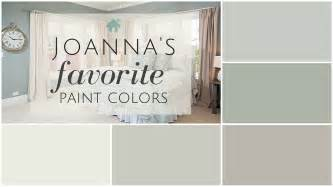diy home decor ideas living room fixer paint colors joanna 39 s 5 favorites the