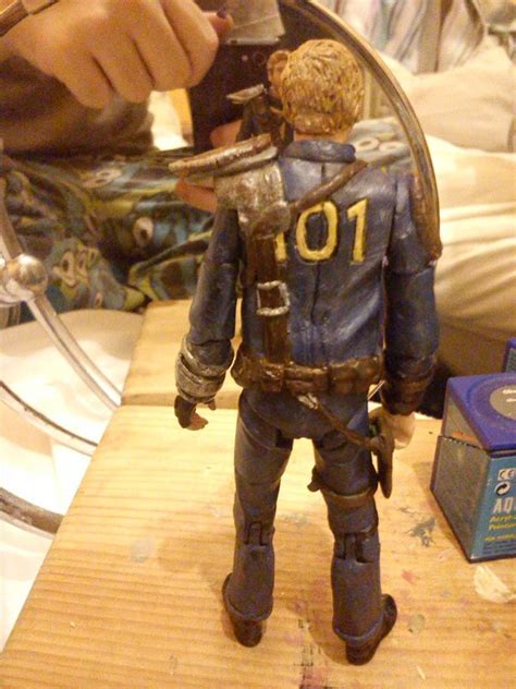 fallout 3 jumpsuit armoured vault 101 suit from by ben1138 on deviantart