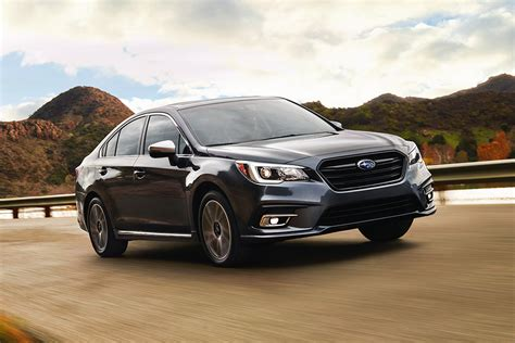 2019 Subaru Legacy Review by 2019 Subaru Legacy New Car Review Autotrader