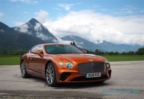 2019 Bentley Gt by 2019 Bentley Continental Gt Drive Return Of The