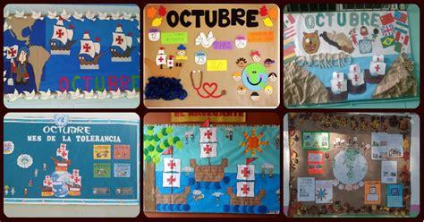 periodico mural octubre vuestras propuestas portada imagenes educativas