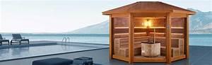Gartensauna Mit Dusche : au ensauna f r zuhause online g nstig kaufen eago saunen eago deutschland ~ Whattoseeinmadrid.com Haus und Dekorationen