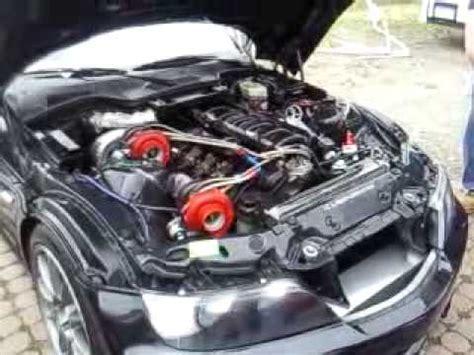 Bmw Z3 Turbo Kit by Turbo Bmw M Coupe Revving